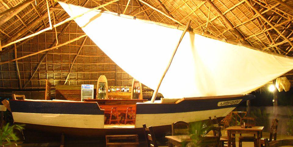 Dhow Bar Zanzibar